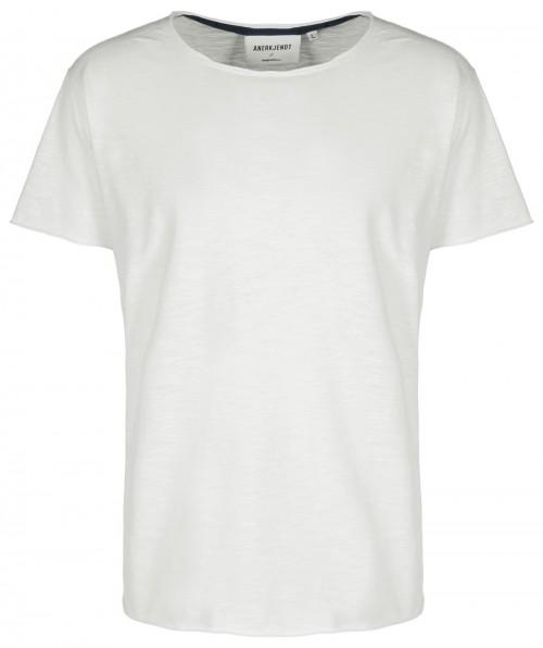Camiseta Anerkjendt Ahrent T-Shirt White