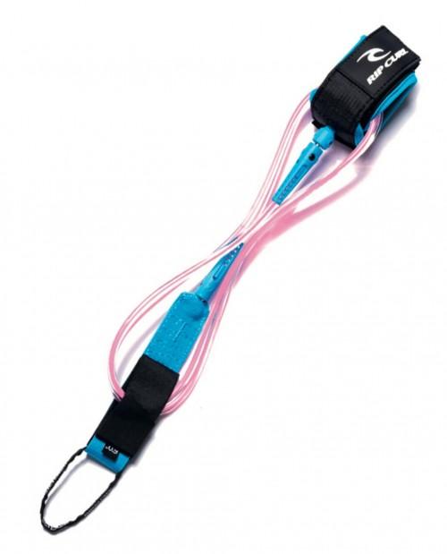 Invento de surf Rip Curl Comp Leash 6.0 Pink