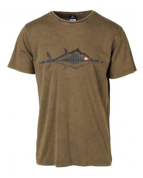 Camiseta Rip Curl Peuchcaille Tee Sea Turtle