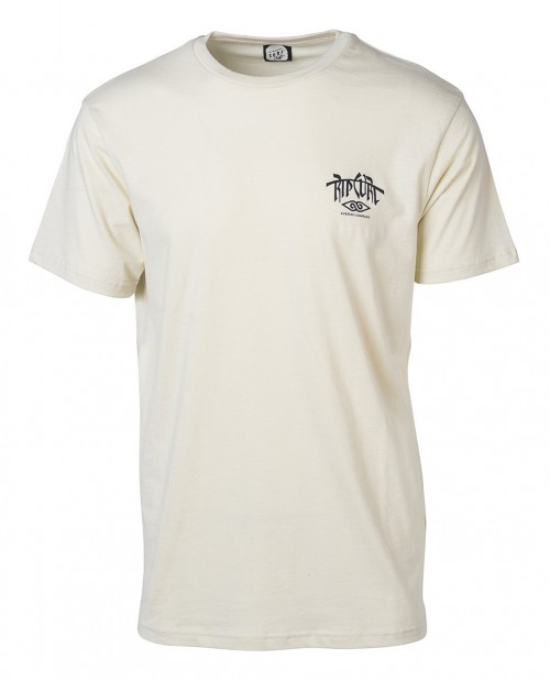 Camiseta Rip Curl San Jose Tee Light Gray