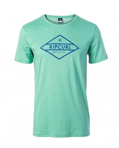 Camiseta Rip Curl Undertow Diamond Tee Wasabi Marle
