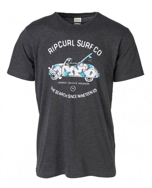 Camiseta Rip Curl Van Trip Tee Dark Marle