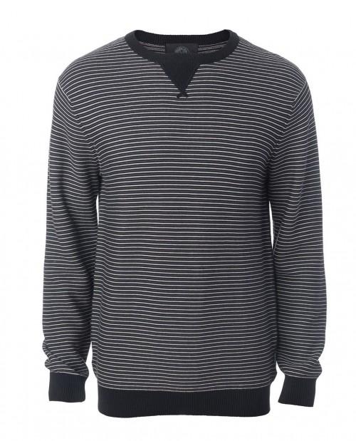 Jersey Rip Curl Views Sweater Black
