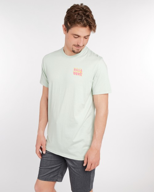 Camiseta Billabong Otiss Tee Wasabi