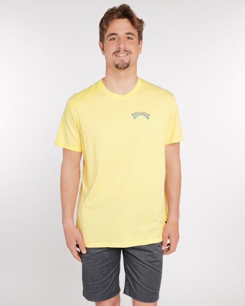 Camiseta Billabong Siesta Tee Sulfur