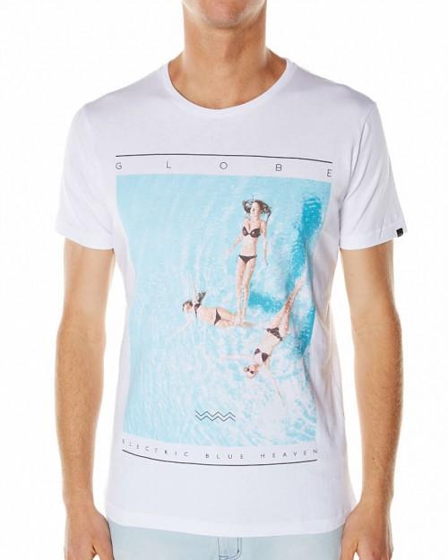 Camiseta Globe Heaven Tee White