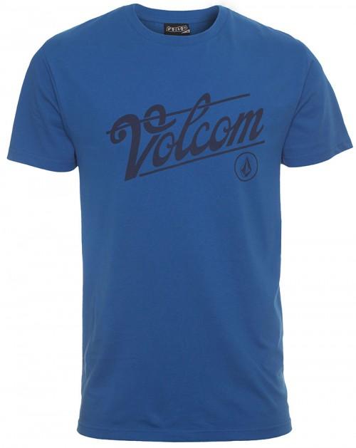 Camiseta Volcom Beere SS T-Shirt True Blue