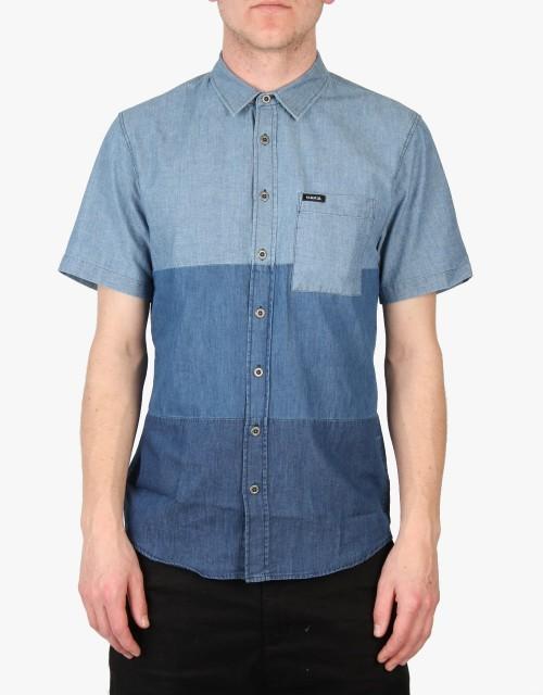 Camisa Makia Nautilus Blue