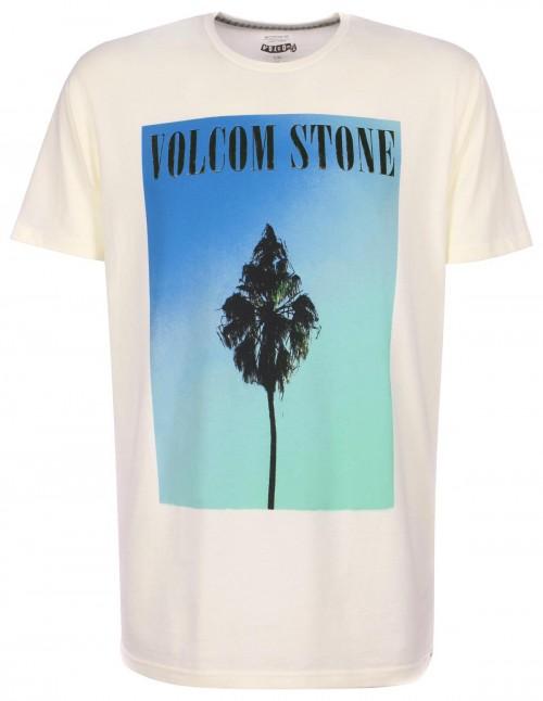 Camiseta Volcom Krishduh T-shirt Off White