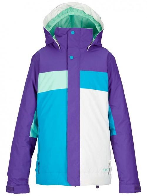 Chaqueta de snowboard Burton Piper Jacket Sorcerer-Jadeite-Antidote Combo