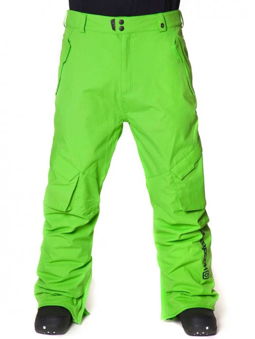 Pantalones de snowboard Horsefeathers Casper Pants Green