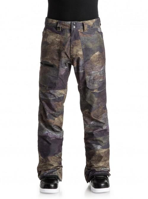 Pantalones de snowboard Quiksilver Dark and Stormy Woodland
