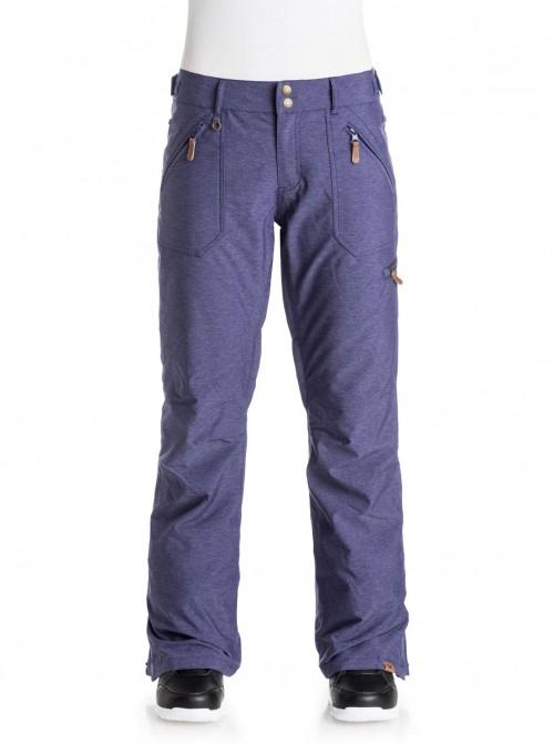 Pantalones de snowboard Roxy Nadia Blue Print