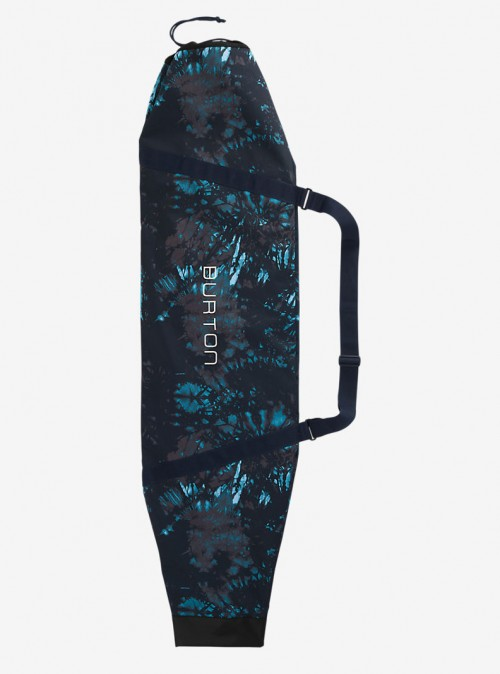 Funda para tabla de snowboard Burton Cinch Sack Tie Dye Trench Print