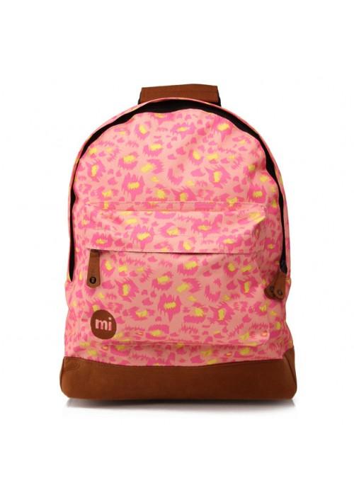 Mochila Mi-Pac Custom Prints Leopard Pink Leopard