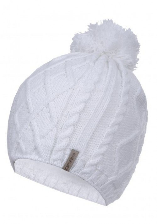 Gorro de snowboard Icepeak Haena Optic White