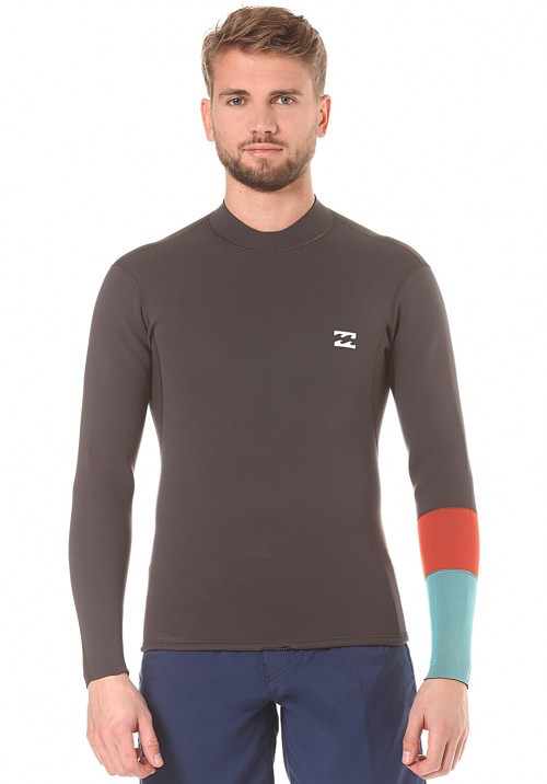Neopreno de surf Billabong Re. Tri B 202 Revers Black