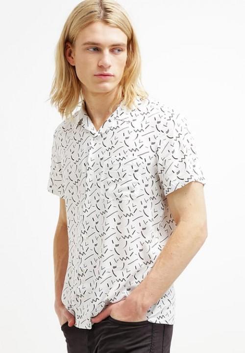 Camisa Bellfield B Willems White
