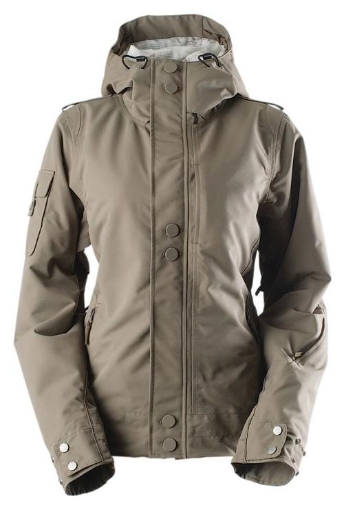 Chaqueta de snowboard Rome Astor Jacket Grey Dab