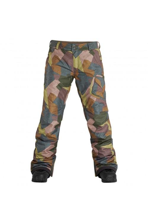 Pantalones de snowboard Dakine Georgie Pants Patchwork Camo