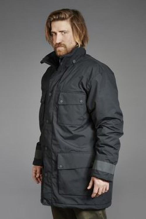 Chaqueta Makia Dock Jacket Black