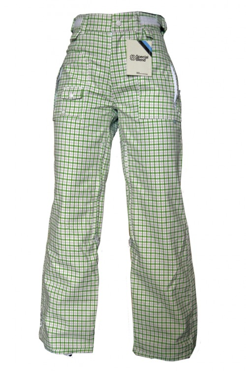 Pantalones de snowboard Special Blend Switch Pants Shepard Weave