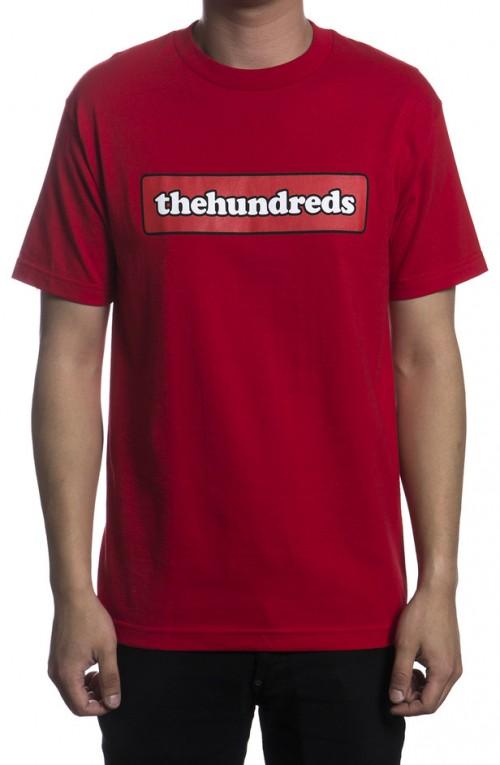 Camiseta The Hundreds Cooper Red