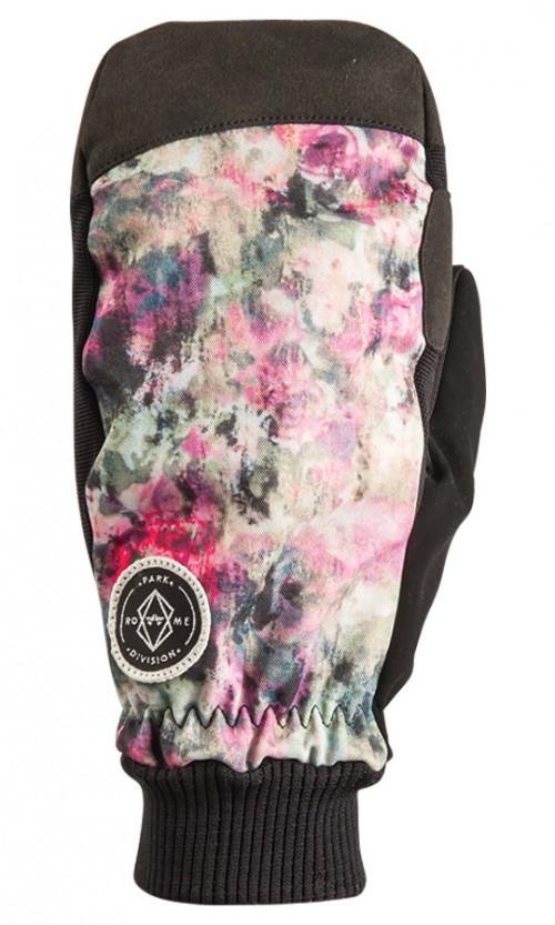 Guantes de snowboard Rome Flower Mitt Tie Dye
