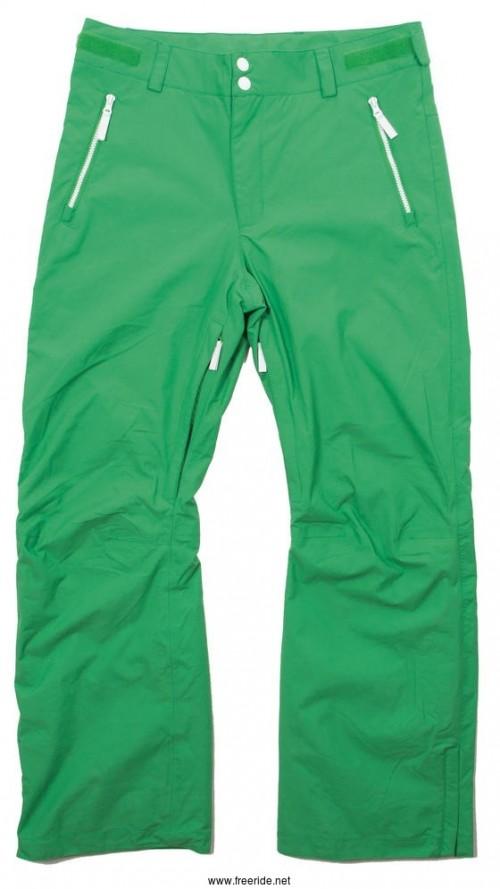 Pantalones de snowboard Wear Colour Mellow Pants Key Green