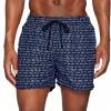 CMP Man Shorts Navy/Bianco
